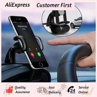Универсальный автомобильный держатель для телефона с поворотом на 360 градусов