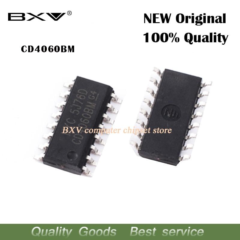 100 unids/lote CD4060BM CD4060 HCF4060 SOP16
