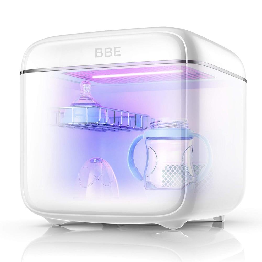BBE ضوء الأشعة فوق البنفسجية | صندوق معقم بالأشعة فوق البنفسجية | تعقيم أي شيء في دقائق | لا تنظيف المطلوبة | سعة كبيرة | التحكم باللمس