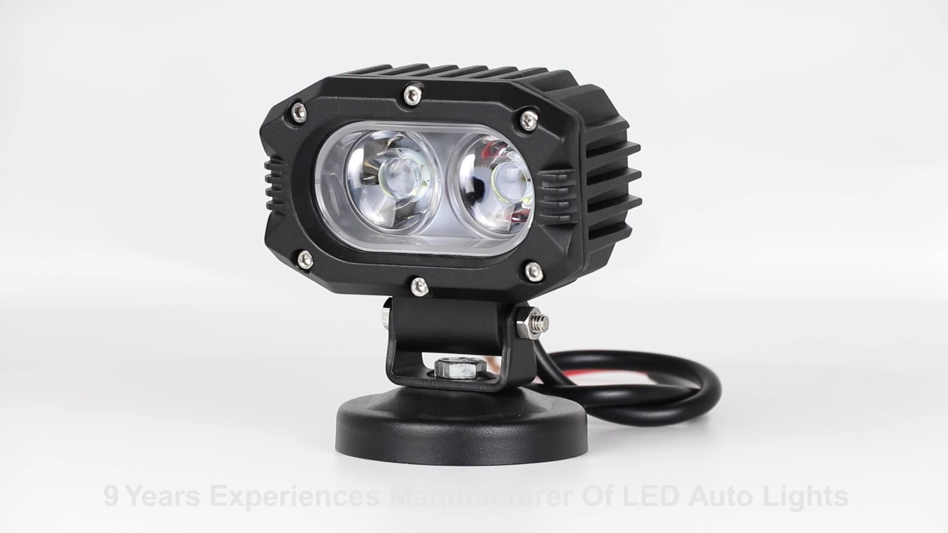 2021 أحدث مستدير 8.5 بوصة 120 واط على الطرق الوعرة القيادة ليزر led ضوء العمل لشاحنة سيارة 4x4 قارب