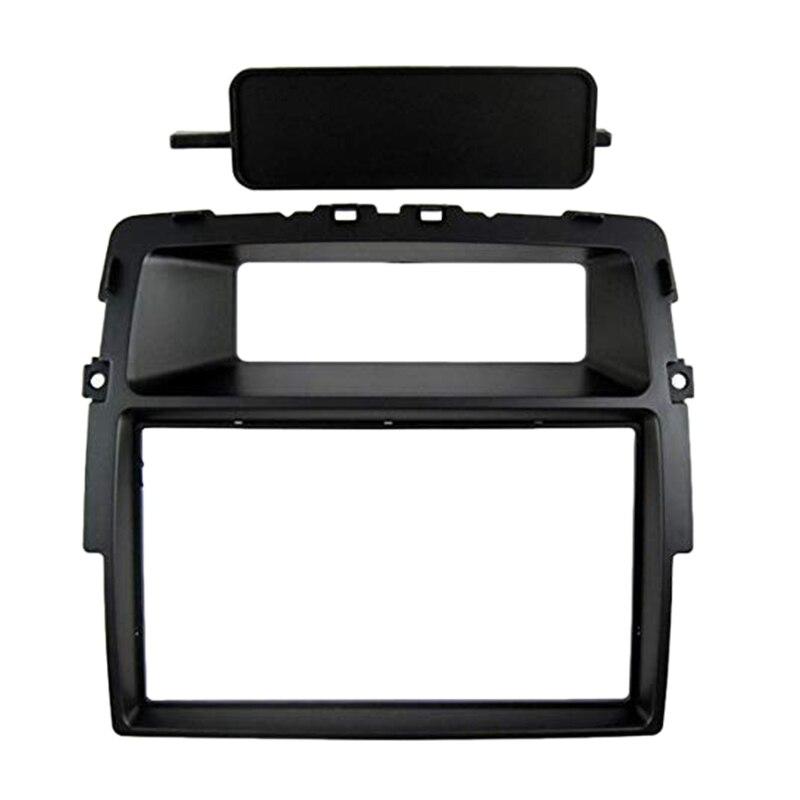 Kit de adaptador de placa de Panel DVD Radio Fascia Facia, para salpicadero de Nissan Primastar 2011 +, Renault Trafic II 2011 +, Opel Vivaro 201