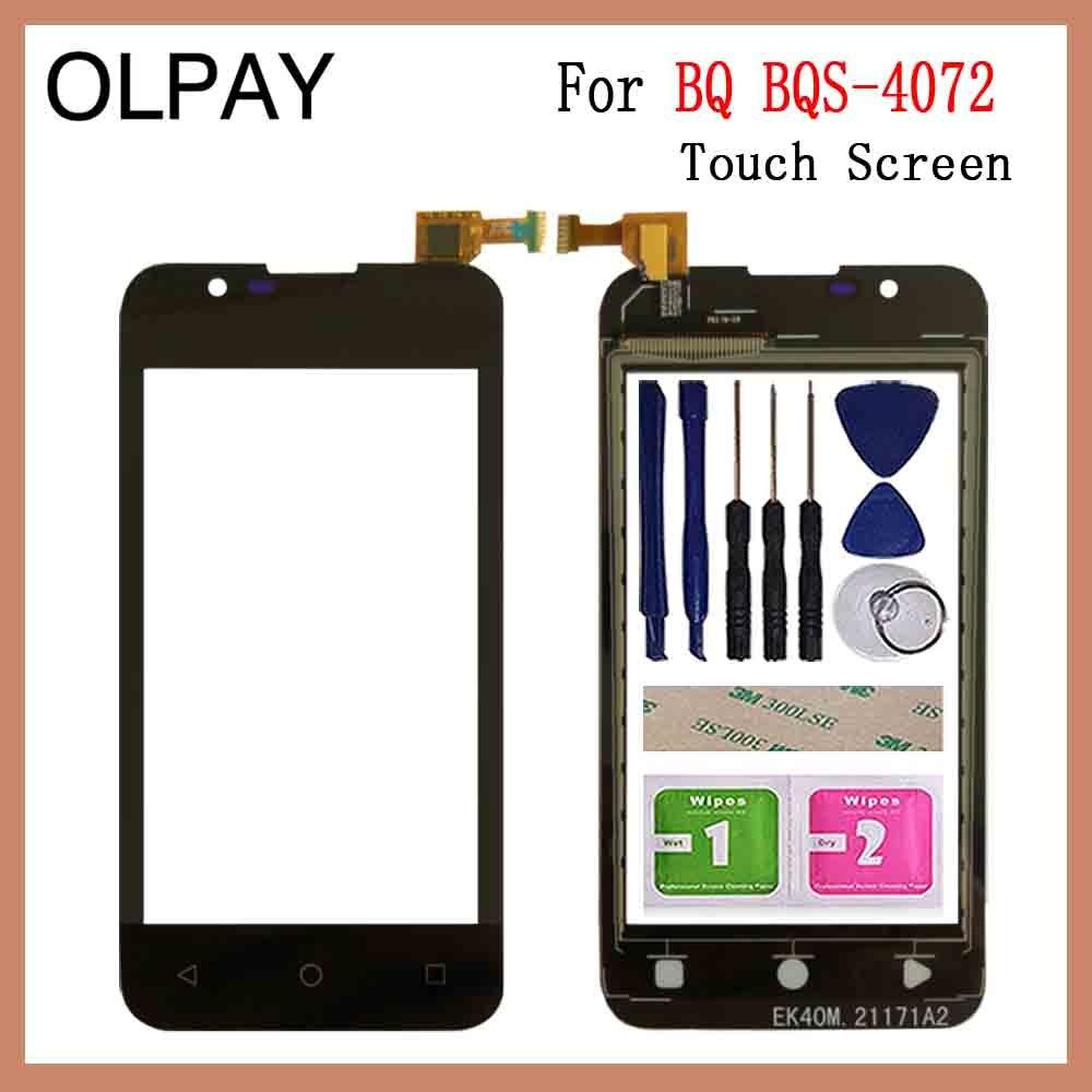 4.0'' New 100% Mobile Phone TouchScreen For BQ BQ-4072 BQS 4072 Touch Screen Digitizer Sensor Touch
