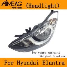 Fait pour Hyundai 12-15 Elantra phare assemblage le phare de qualité dorigine