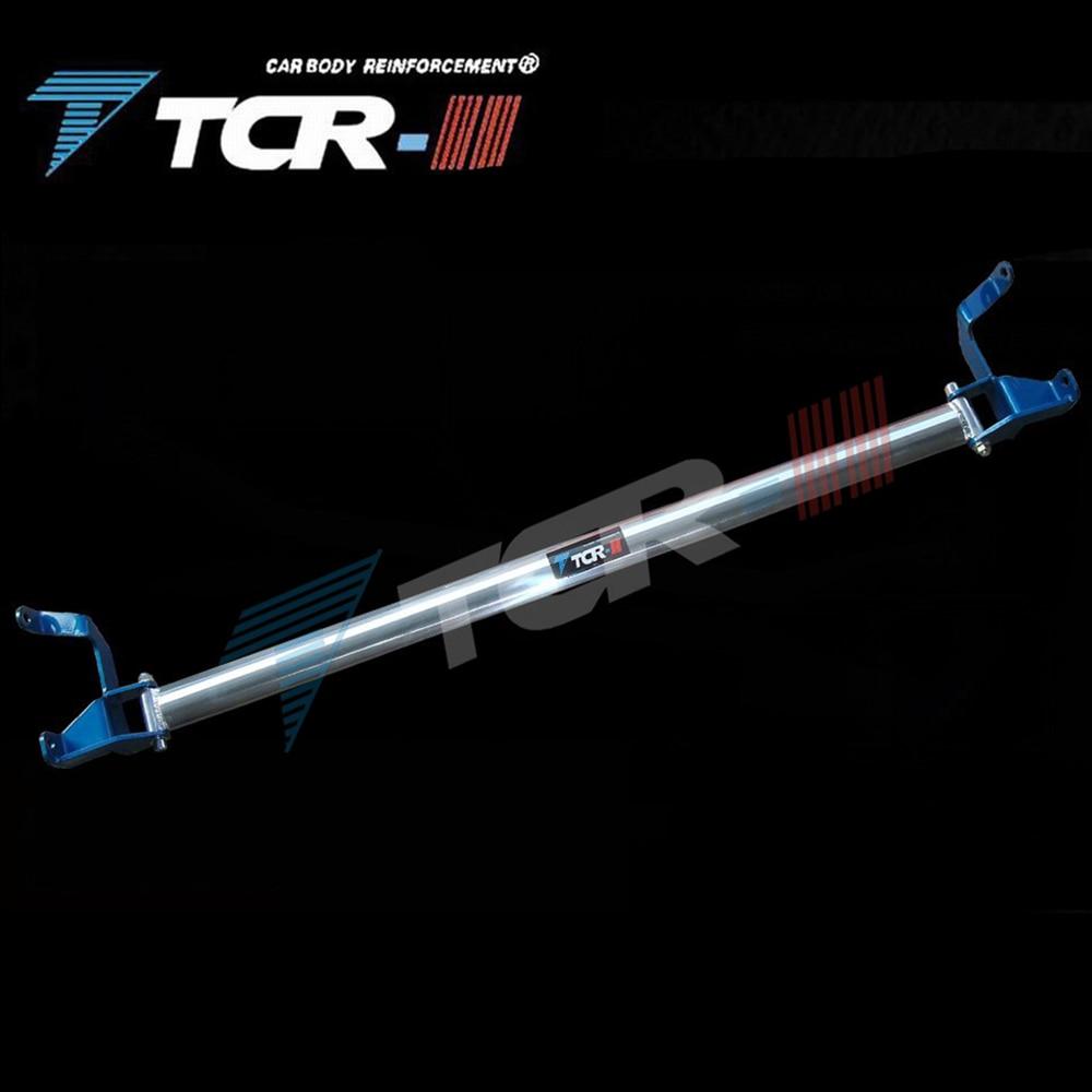 TTCR-II reforçado chassi tronco barra traseira alavanca para subaru forester 2009 para impreza outback legado 2012 barra de equilíbrio