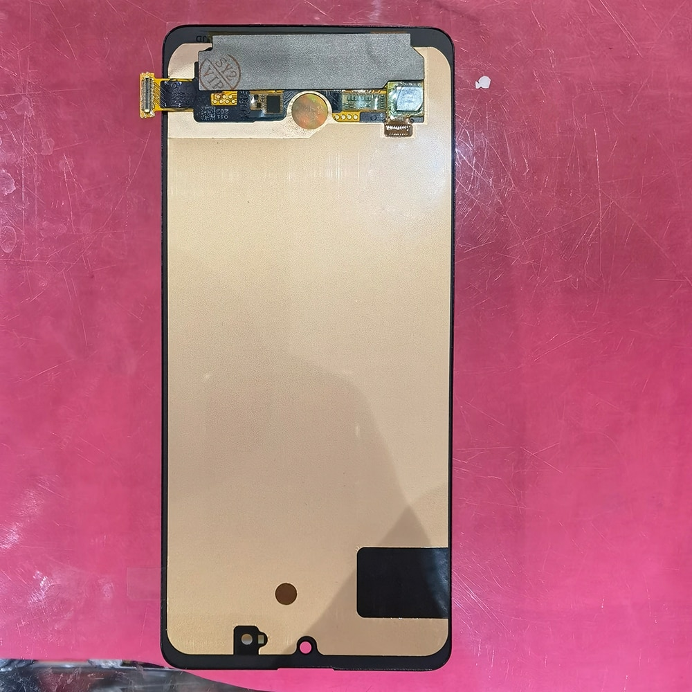 Amoled LCD Display For Samsung Galaxy A71 2020 A715 A715F Touch Screen Digitizer Assembly For A71 2020 SM-A715F/DS SM-A715F/DSN enlarge