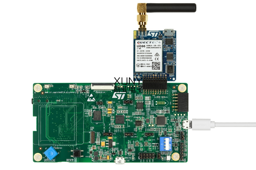 1/шт. Лот P-L496G-CELL02 STM32L4 низкая мощность обнаружения доска развития STM32L496AGI6 100% Новый оригинальный