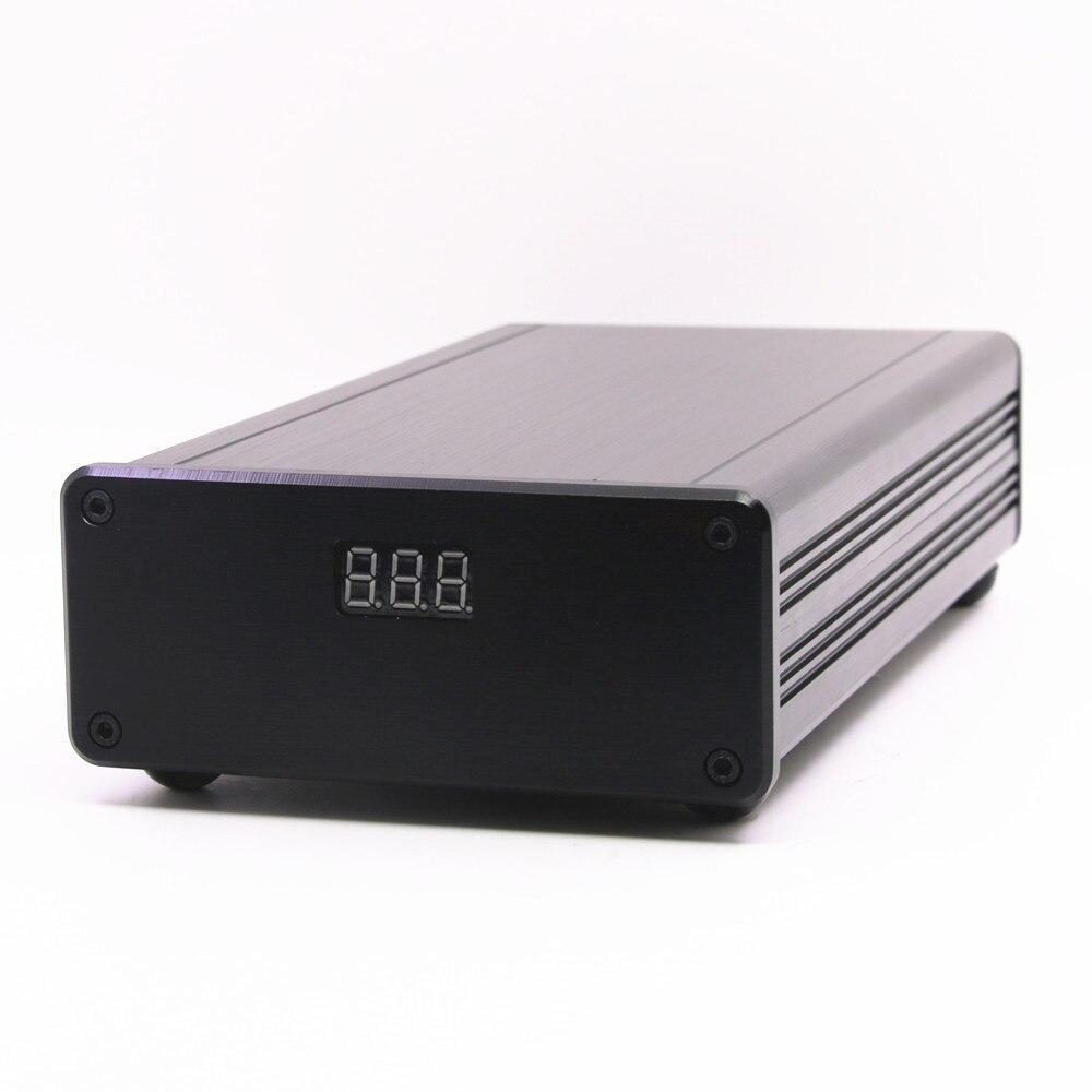 Acabado, actualización de alta fidelidad, fuente de alimentación lineal para audiófilo DC18V para carbono Pro-Ject