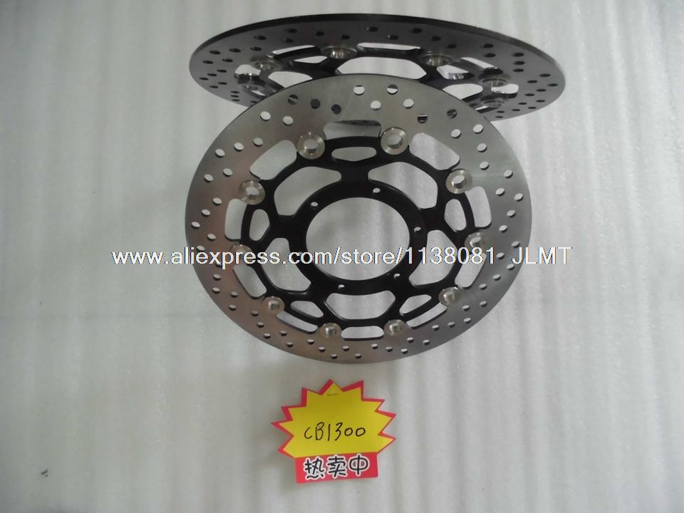 Rotor de disco de freno de motocicleta CB1300 2005-2009 encaja para HONDA CB 1300 SF SuperFour ABS A5... A6... A7 Rotor de freno