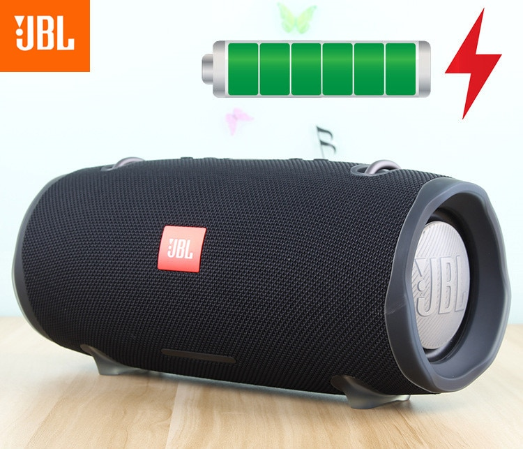 Review JBL XTREME 2 Bluetooth Speaker Portable Wireless Subwoofer Audio Acoustic System Xtreme2 Powerful Boombox Bass Sound Speaker