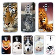 For BQ 5516L twin Case Luxury TPU Silicone Cases For BQ 5516L twin Phone Back Cover For BQ 5516L twi