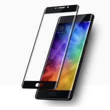 JGKK 3D полное покрытие закаленное стекло для Xiaomi Mi Note 2 Защитное стекло для экрана для Xiaomi Mi Note2 Note 2 изогнутое стекло
