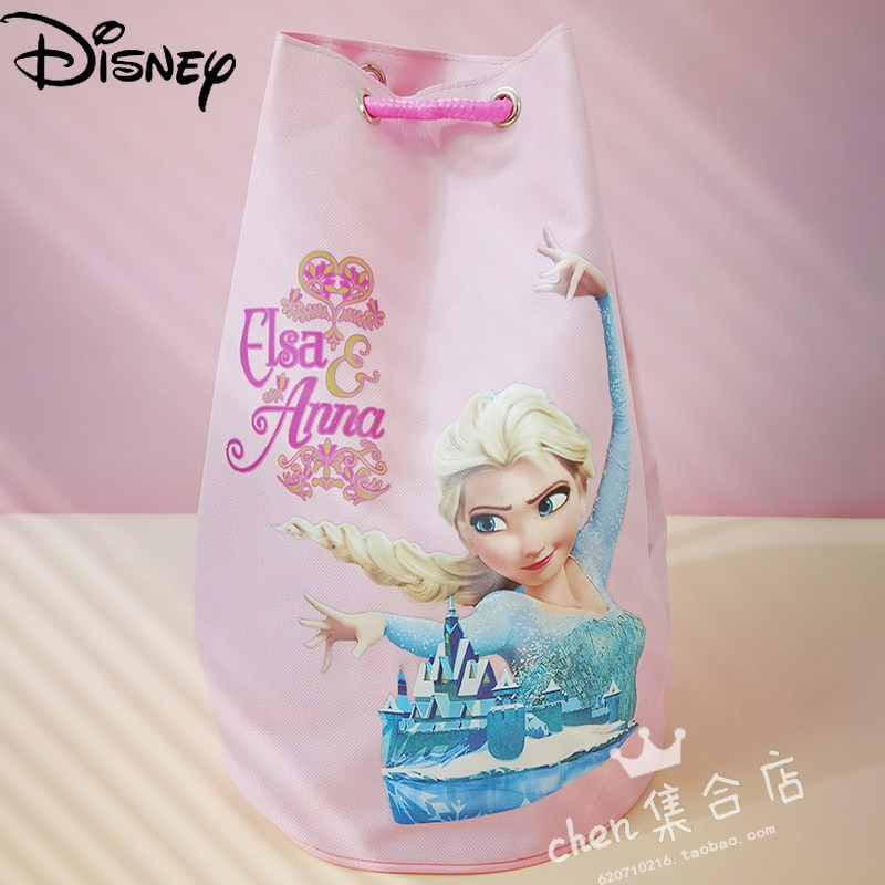 Disney Swimwear Storage Bag Children's Waterproof Portable Shoulder Oxford Waterproof Beach Large Capacity Dry Swimming Bag