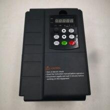 Convertisseur KNK VFD 5.5KW 220V in et 380V sortie monophasé 220V entrée électrique domestique et vraie sortie triphasée 380V
