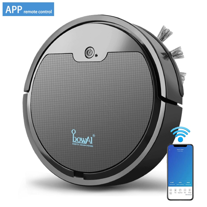 Фото - 2020 Upgrade Smart Robot Vacuum Cleaner 2000Pa App Remote Control Vacuum Cleaner Home Multifunctional Wireless Sweeping Robot xiaomi mijia 1s mi robot vacuum cleaner for home automatic sweeping charge smart wifi app remote control dust sterilize rc cleaner