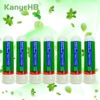7pcs original thailand herbal nasal inhaler nasal essential oils rhinitis mint cream nose cold cool ointment relieve dizziness