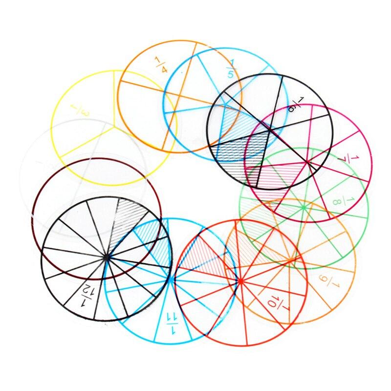 instrumento-de-sujeccion-y-resta-de-forma-redonda-herramienta-de-ensenanza-de-fraccion-de-estudiante-juguete-12-uds