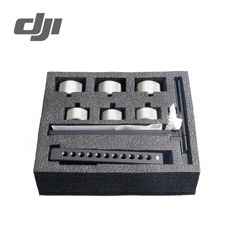 Dji ronin s/sc l placa de suporte ronin sc com contrapeso permite horizontal e vertical câmera montagem rolo axis braço braçadeira