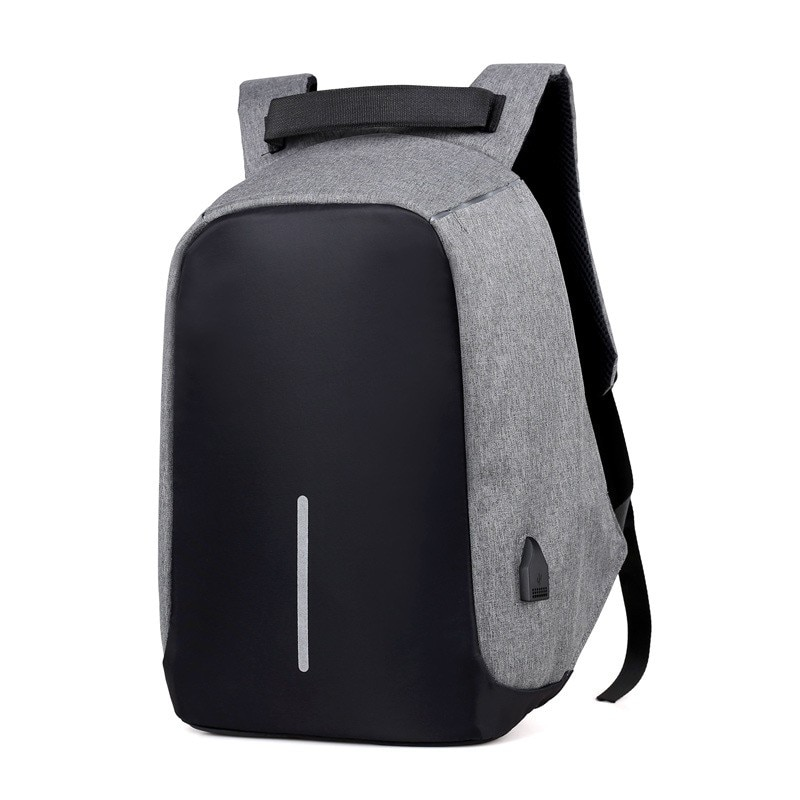 Anti-theft Bag Men Laptop Rucksack Travel Backpack Women Large Capacity Business USB Charge College