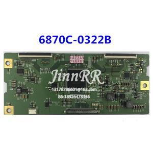 6870C-0322B Original logic board For LD420470WUB-SCA1 Logic board Strict test quality assurance 6870C-0322B