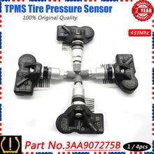 Xuan TPMS системы контроля давления в шинах 3AA907275B для Volkswagen CC Tiguan Passat 2007 2015 433 МГц