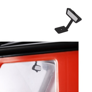 Simulation Plastic Rearview Mirror for Axial Scx10 90046 Traxxas TRX4 Bronco D90 D110 KM2 1/10 RC Crawler Car