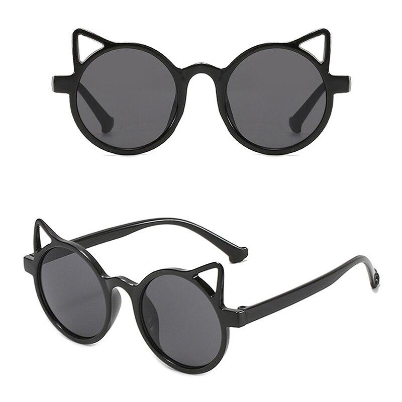 For Cartoon Sunglasses Animal Children Protection Ear Sunglasse Vintage Classic Kids Girl Cute Boys