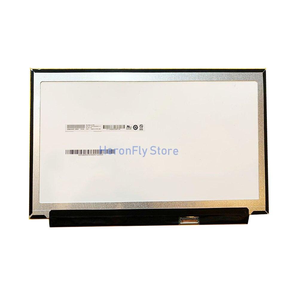 """B133han04.a b133han04 ips matriz para o portátil 13.3 """"display led tela lcd ips 1920x1080 fhd 30pin edp matte display substituição"""
