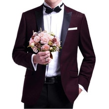 New arrival groom tuxedos peak black satin suitable for wedding and some important occasions (Jacket
