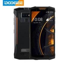 IP68/IP69K talkie-walkie DOOGEE S80 téléphone portable sans fil Charge NFC 10080mAh 12V2A 5.99 FHD Helio P23 Octa Core 6GB 64GB 16.0M