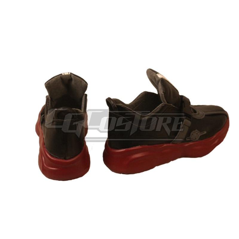 أنيمي تأثيري أحذية Arknights ريونيون حركة W زي يدوية الصنع جلدية عيد الميلاد هالوين شحن السفينة COSX-1283