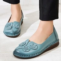 oxford shoes for women high quality genuine leather flats female summer leather loafers 2020 new arrival