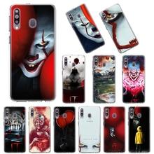 Horreur Joker Étui Souple pour Samsung Galaxy A10 A10E A20 A20E A30 A40 A50 A70 A11 A41 A51 A71 A91 Housse EN TPU