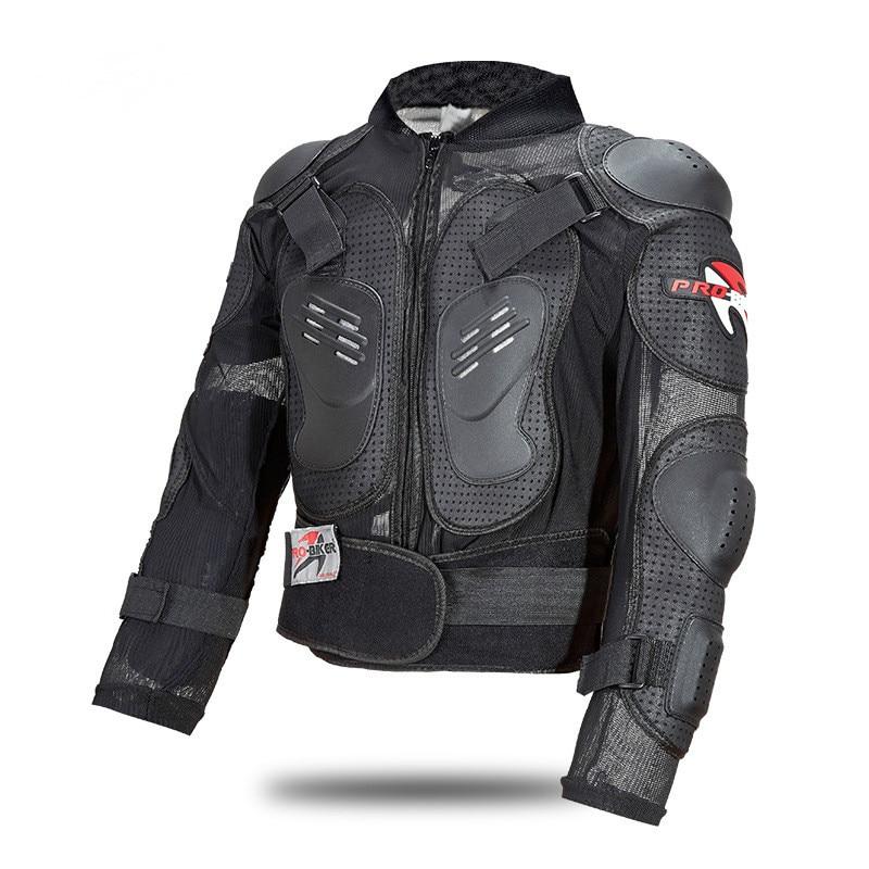 ProBiker-سترة دراجة نارية ، درع كامل للجسم ، موتوكروس ، سكوتر ، معدات واقية
