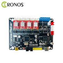 Nueva placa de Control reguladora de tensión GRBL de Motor paso a paso de 4 ejes con eje fuera de línea/300W, placa de controlador USB para grabador láser CNC