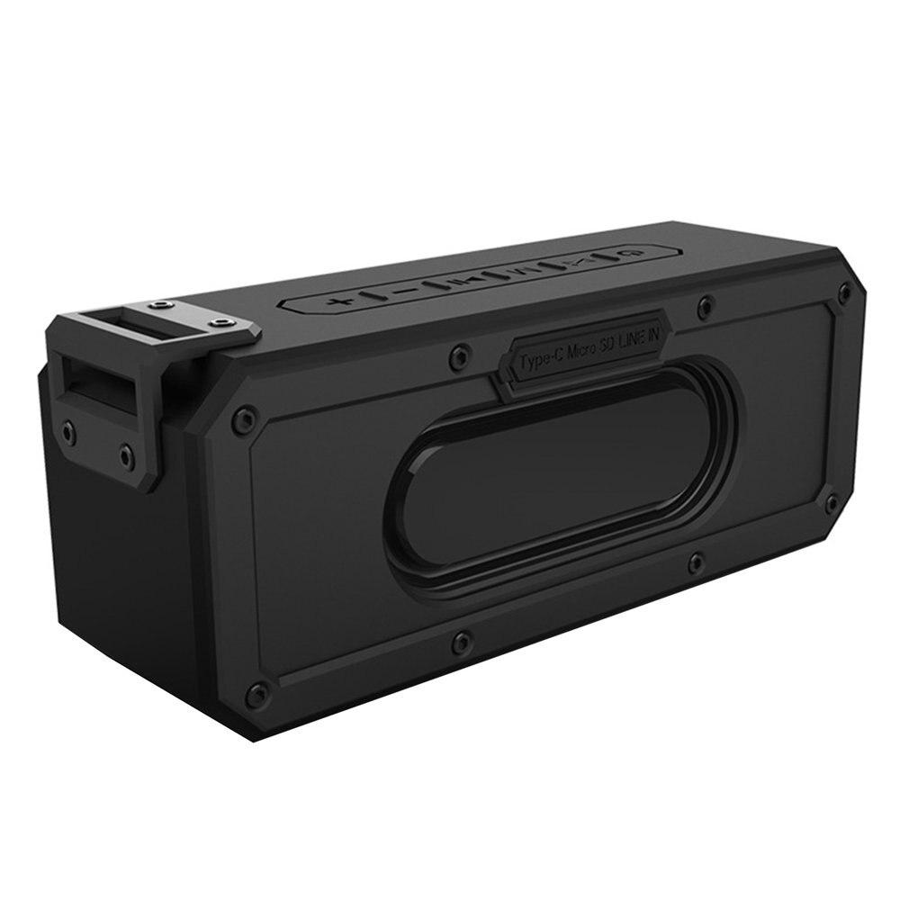 Altavoz Bluetooth impermeable portátil recargable para exterior altavoces inalámbricos 40W/20W Dsp tarjeta de Audio inalámbrica Subwoofer