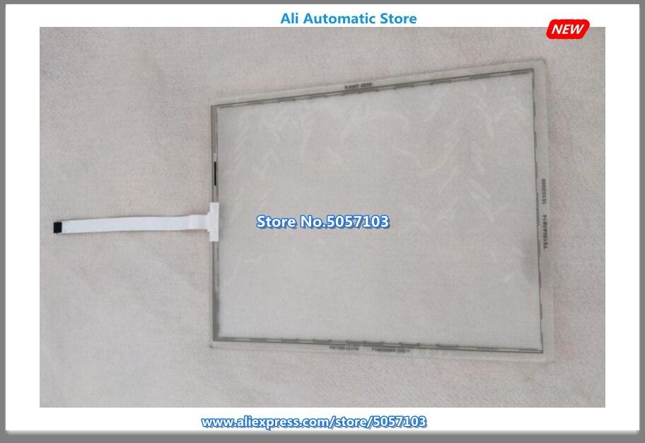لوحة اللمس الزجاجية المستخدمة في TP1500 ، لـ Comfort 6AV2 124 6AV2124-0QC02-0AX1