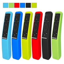 Silicone Protective Case For Samsung Smart 4K TV Remote Control BN59-01259E 01312A 01312H 01260A 01274A Curved Remote Cover