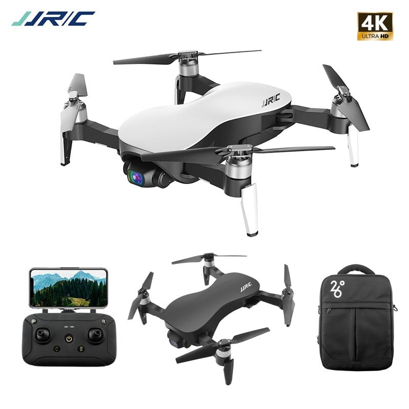 JJRC X12 анти-встряхивание 3 оси Gimble gps Дрон с Wi-Fi FPV 1080P 4K HD камера бесщеточный мотор складной Квадрокоптер Vs H117s Zino