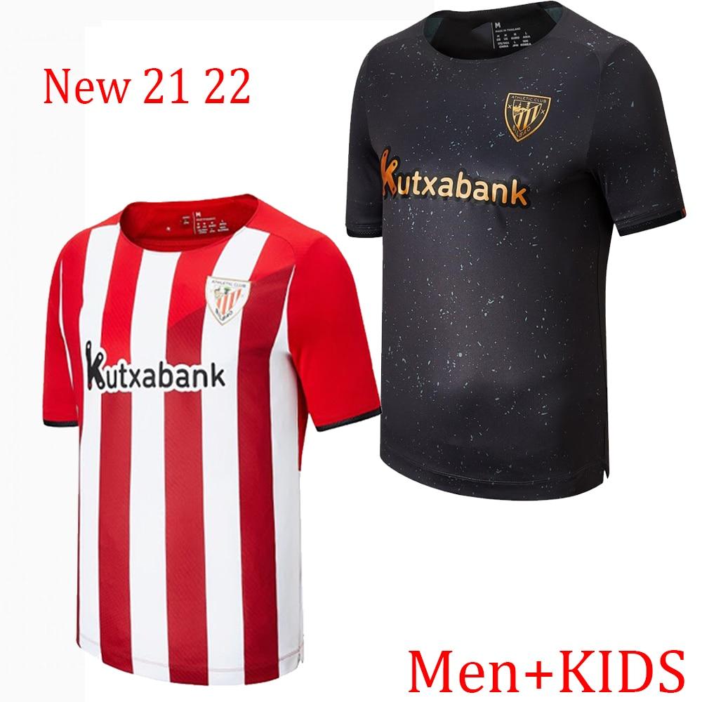 2021 22 Bilbao club Atlético Jersey adulto + kit para niños de...