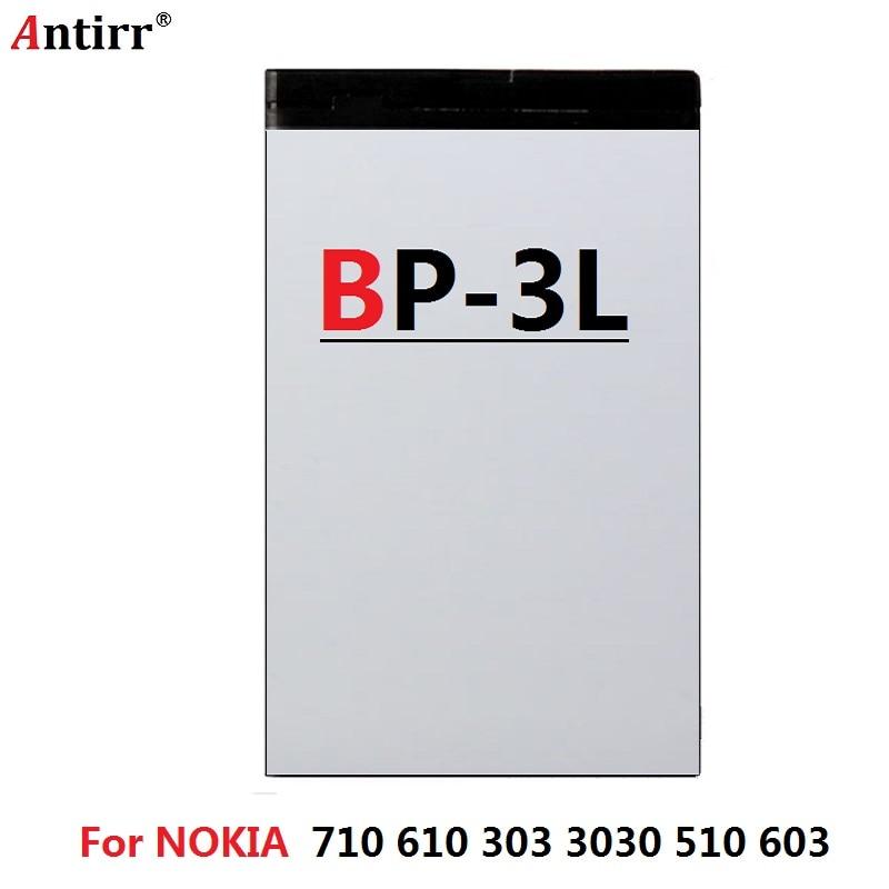 1300mAh ANTIRR marca BP-3L BP3L de la batería del teléfono celular para...
