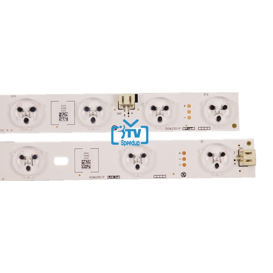 6pcs Original Philips 50PFL3908/F7 lamp strip UDULEDOGS021 22 LG lnnotek 50 NDF enlarge