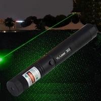 laser pointer pen laser 303 sight pointer adjustable focus lazer 532nm green laser sight laser pen head for hunting