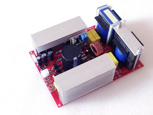200W Ultraschall Platine Ultraschall Generator, 20-42khz Frequenz, Strom Einstellbar Netzteil