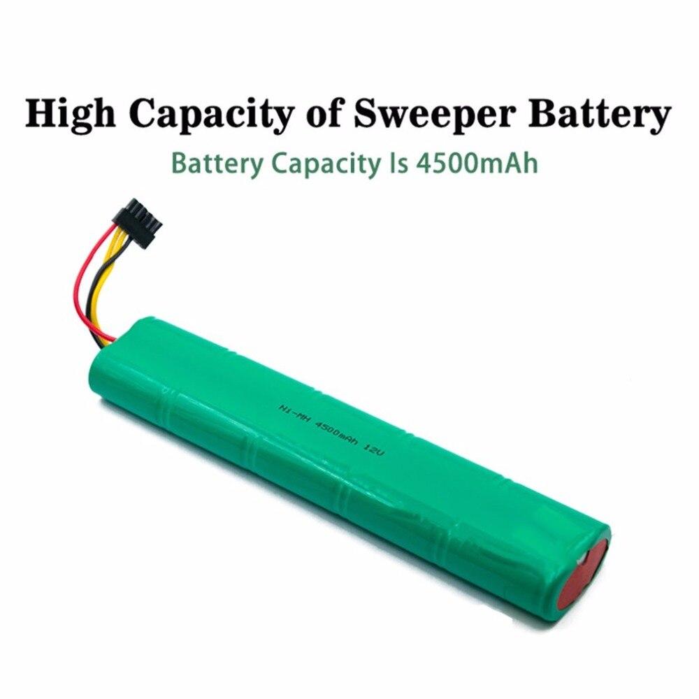 PALO sin efecto de memoria reciclaje 4500MAH 12V batería recargable barredora adecuada para Neato Botvac 70e/75/ d75/D85
