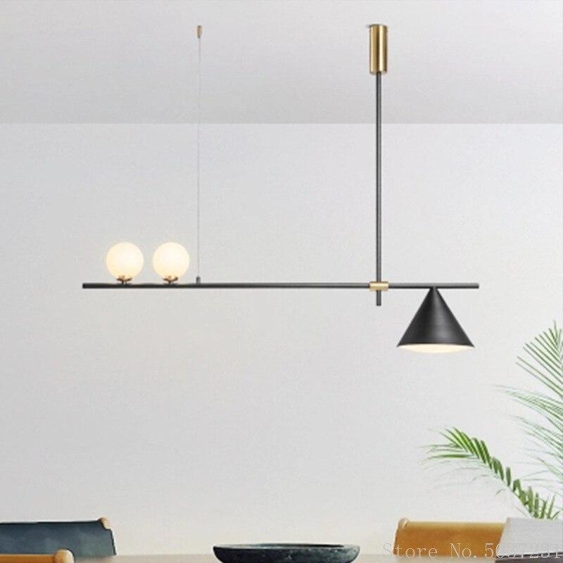 الحديثة الحد الأدنى حلية ذهبية أضواء الشمال الفن مصباح معلق مصمم لإضاءة المطاعم غرفة المعيشة ديكور المنزل غرفة الطعام تركيب المصابيح