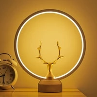 smart magnetic balance light creative led night light