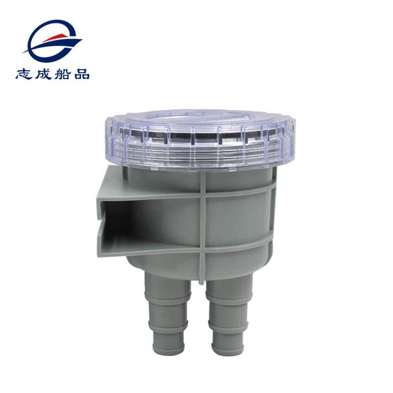 108mm Marine Intake Raw Sea Water Strainer/Filter For Hose Size 1/25/83/4 Marine Yacht Speedboat Engine Boat Accessories sea and fresh water cooled and heat exchanger for weifang 495 k4100 marine engine boat engine parts