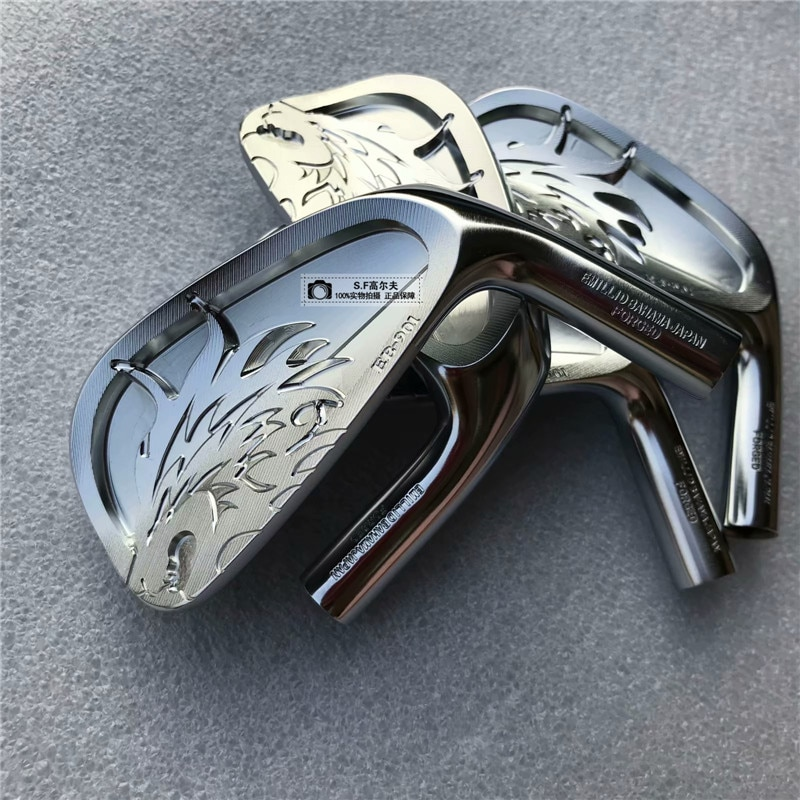 New Golf Clubs Men's Golf Lion Head White Teeth EB-901 Golf Irons Free Shipping