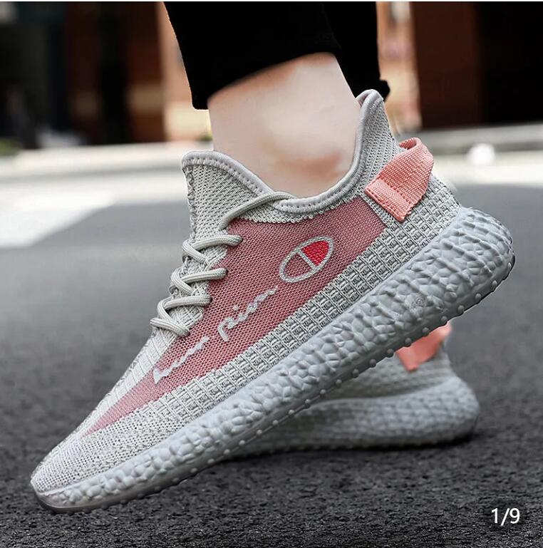 Breathable Running Shoes 44 Light Men's Sports Shoes  Large Size Comfortable Sneakers Fashion Walking Jogging Casual Shoes