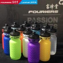 FOURIERS WBC-BE006 botella de agua deportiva bicicleta de montaña bicicleta de carretera MTB ciclismo resistente al calor tapa de agua botella de agua 600ml
